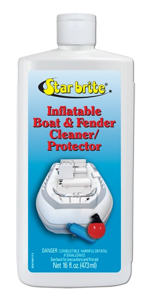 Inflatable Boat & Fender Cleaner