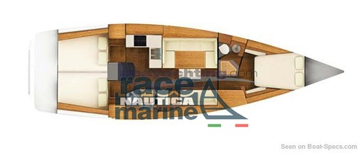 Layout Grand Soleil 43 Maletto